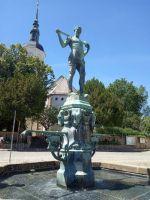 Fleischerdenkmal-Dohna